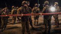 Batı Şeria'nın Cenin Kentinde Siyonistleri Taşıyan Otobüse Yaylım Ateşi Açıldı