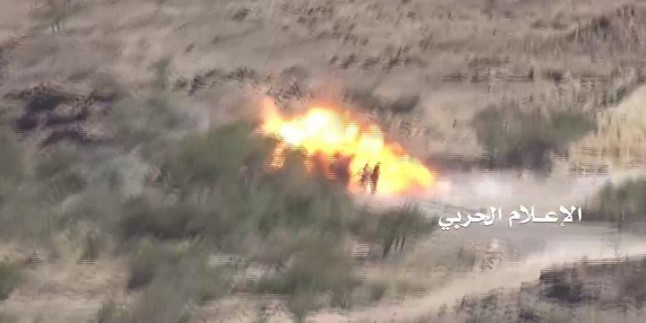 Yemen Hizbullahı 17 Suud Askeri Ve İşbirlikçilerini Öldürdü, 36 Teröristi de Yaraladı
