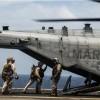 ABD IŞİD komutanlarını Haseke'den kaçırmaya devam ediyor