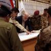 İbadi: Haşd El-Şabi'nin Çabalarıyla Irak'ın Bütün Bölgelerini Kurtarabiliriz