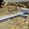 Yemen Hizbullahı Suud İşgalcilerine Ait Bir İHA Aracını Düşürdü