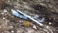 Siyonist İsrail Rejimine Ait Bir İHA Aracı Düştü