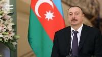 İlham Aliyev, İslam İnkılabı zafer yıl dönümünü kutladı