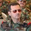 Beşşar Esad: EMPERYALIST SALDIRIYI KAHRAMANCA PÜSKÜRTEN ŞANLI SURIYE ORDUSUNU SELAMLIYORUM