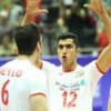 İran voleybol takımı Asya ikincisi