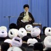 Dünya Müslümanları ve Mustazafları Rehberi, Cuma imamlarını kabul etti