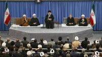 İmam Ali Hamaney: Amerika için Şii ve Sünni farketmez, onlar İslam'a karşılar