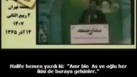 Video: İmam Ali Hamaney, hutbede Hz.Ömer'in adaletini anlatıyor