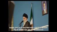 Video: İmam Ali Hamaney, müjdeyi verdi: Siyonist rejim 25 yıl sonrasını göremeyecek!