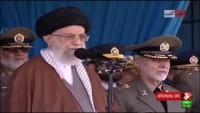 Video: İmam Ali Hamaney: Eğer Tepki Göstermemiz İcap Ederse, Tepkimiz Çok Sert ve Şiddetli Olacaktır!..