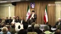 Video: İmam Ali Hamaney, müzakerelerin nasıl başladığını anlatıyor