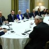 Cumhurbaşkanı Erdoğan, Amerika'da Yahudi Kuruluşlarının Temsilcileriyle Görüştü!