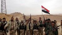 Suriye Ordusu Hama'da IŞİD'e Karşı İlerliyor