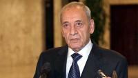 Lübnan Meclis Başkanı: Suriye'ye Karşı Askeri Müdahalenin Sonuçları Tehlikeli Olur