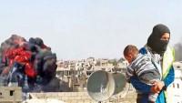 Rakka'da Sivillerin Kaçışı Hem IŞİD Hem de ABD Saldırılarıyla Engelleniyor