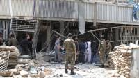 Afganistan'da Askeri Kampa İntihar Saldırısı: 41 Ölü
