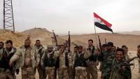 Suriye Ordusu Irak Sınırına Ulaştı