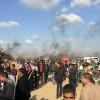 Gazze Sınırında İşgal Güçleri Müdahaleye Devam Ediyor