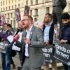 İngiltere Halkı Arabistan'a Silah Satışını Protesto Etti