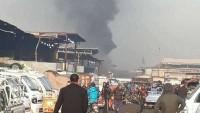 Bağdat'ta İntihar Saldırısı