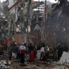 Teröristler, Suriye Ordusunun ilerleyişini durdurmak için Şam'a Havan Saldırıları düzenliyor