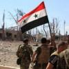 Suriye Ordusunun İlerleyişi Devam Ediyor