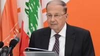 Lübnan Cumhurbaşkanı:  Esad Yönetimde Olduğu Sürece Onu Resmen Tanıyacağız