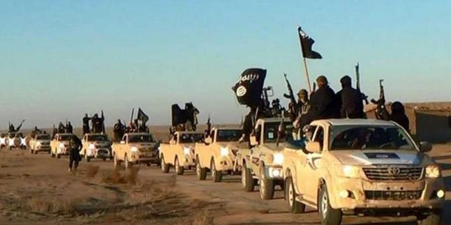 Teslim Olan IŞİD'liler ABD Üssünde!