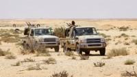 IŞİD Çöl Ordusu Kurdu