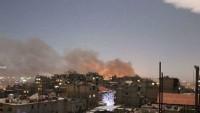 Siyonist İsrail'den Suriye'ye Füze Saldırısı Başarısız Oldu