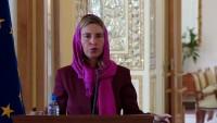 AB'den İran Açılımı