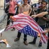 Filistinliler Mescid-i Aksa Baskınını Protesto Ettiler