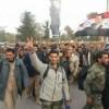 Haseke Halkı Suriye Ordusuna Katılıyor