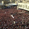 Milyonlarca Sadr Yanlısı Kufe'de Bir Araya Geldi