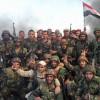 Suriye Ordusu, Duma'yı Kuşattı