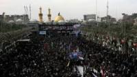 Hüseyni Erbain Batı, Arap ve siyonistlerin yenilgisinin asıl sebebi