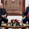 İran Dışişleri Bakanı Zarif, Irak Cumhurbaşkanı Salih ile görüştü