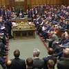İngiltere'de kabinesinden Suriye'ye yönelik müdahaleye onay