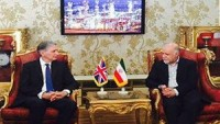 İran Petrol Bakanı ve İngiltere Dışişleri Bakanı Tahran'da görüştü