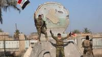 Irak Ordusu Felluce Yolunda