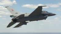 Irak, Suriye topraklarındaki IŞİD mevzilerini vurdu!