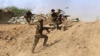 Irak Ordusu Felluce Şehrinin Güneyinde Yer Alan Fırat Nehrine Doğru İlerliyor