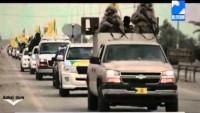 Irak Hizbullahı, Barzani Çetelerinin Türkmenlere Yönelik Saldırılarından Dolayı Tuzhurmatu Şehrine Girdi