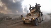 Irak ordusu Musul'a ilerliyor