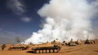 IŞİD'in Irak ve Suriye irtibatı kesildi