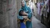 Mülteciler arasında Irak dini liderlerinin yardımı dağıtıldı