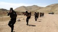 Irak'ta, IŞİD 'e karşı özel eğitim almış 800 asker daha Ramadi'ye gönderildi