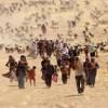 Bağdat'ın batısında 30 iç göçmen aile, kurtarılan evlerine döndü