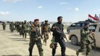 Irak Güçleri, Enbar'ın Garma Kasabasında İlerliyor