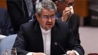 Hoşru BM Genel Sekreterine yazdı: Terör hamileri İran'ı teröre destekle suçluyor
